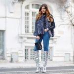 Look of the Day: These Boots Aren't Just Made for Walking