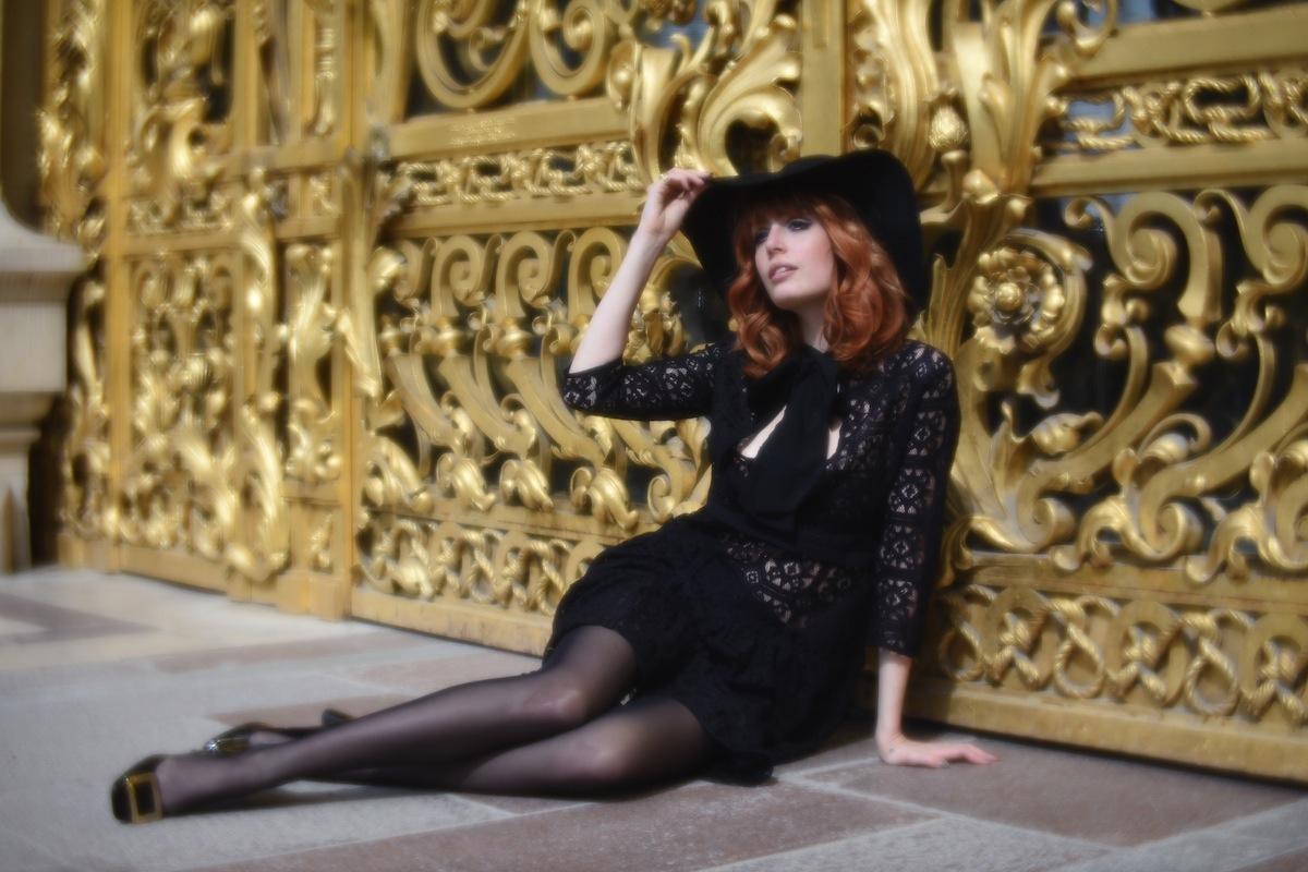 The Starving Stylist for La Société de Mode