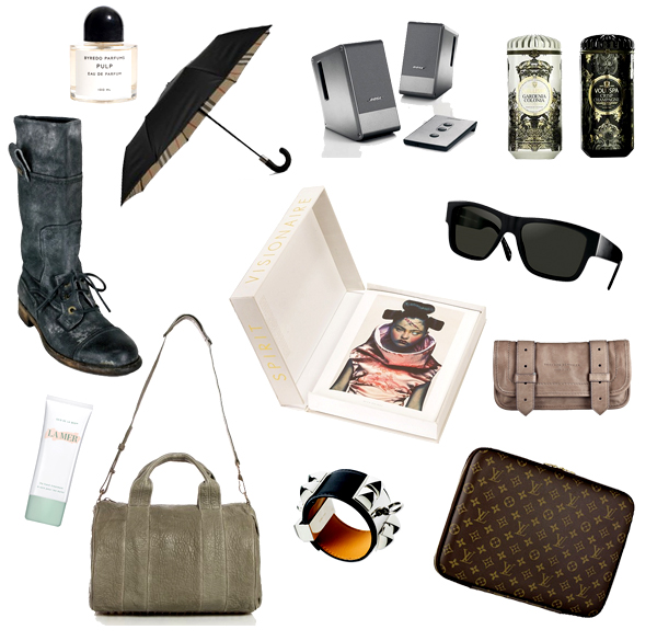 12 Days of Superficial - A STARVING STYLIST CHRISTMAS WISH LIST